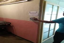 Mioveni - Dispensele cu dezinfectant din scările blocurilor, vor fi realimentate