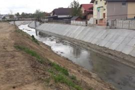 Administrația Bazinală de Apă Argeș Vedea continuă lucrările la obiectivele de investiții