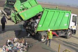 Graficul de colectare a deșeurilor reciclabile – luna Decembrie