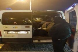Patrule ale Poliției Locale Pitești  pentru depistarea persoanelor fără adăpost